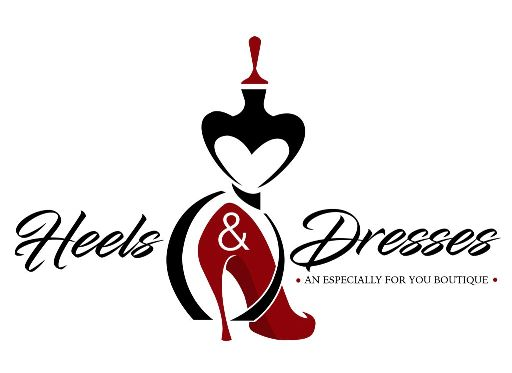 Heels And Dresses Logo